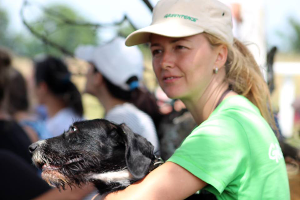 Unconditional love – Meet Andreea, the guardian angel for thousands of abandoned animals
