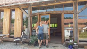 Welcome to Alma Via– two German corporatists gave up successful careers to own a charming guesthouse in a small Romanian village