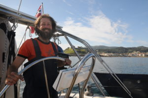 Stian's incredible life experience – sold his house to live on a boat, crossed the Atlantic Ocean
