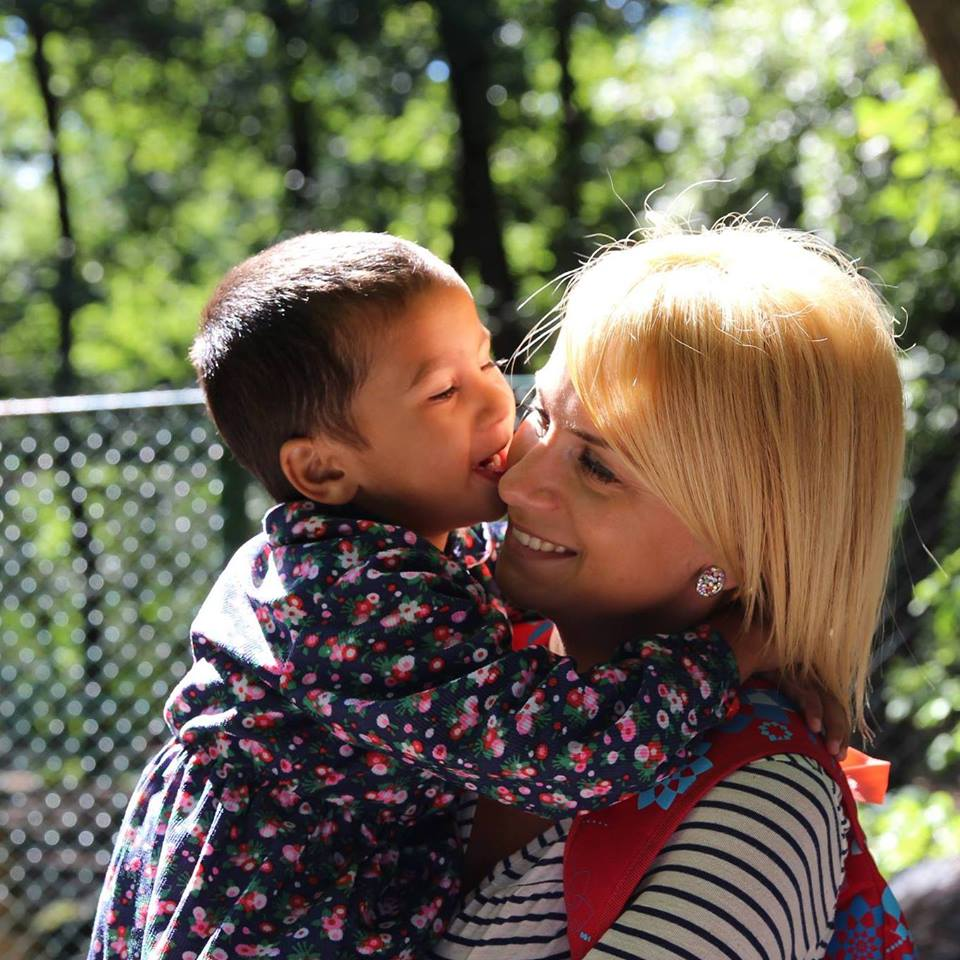 For children, with love – Meet Ioana, guardian angel for hundreds of children in need