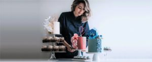 New  life, from Brazil to Norway – Lais transforms every cake in a work of art
