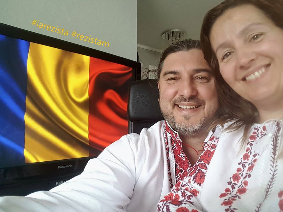 Daniel and Angela, guardian angels for thousands of Romanian roma people in Norway