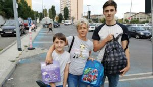 Nicoleta Ionita's wonders – from a person in a difficult situation to the one who's helping hundreds of children in need