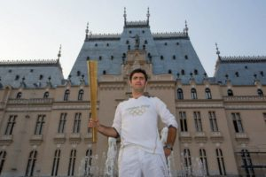Alex Dan Dumitru and his incredible story – from 110 kilograms to humanitarian marathons and bearer of the Olympic torch