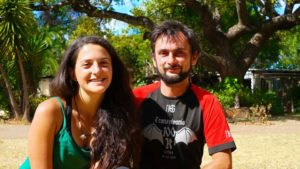 #coronastories Maria and Vlad, quarantined in Zimbabwe, about an unique experience in the heart of Africa