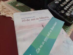 20 de ani in Siberia. Pledoarie pentru o carte cat o scoala si cat o viata